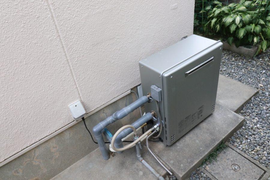 ガス給湯器も一緒に交換