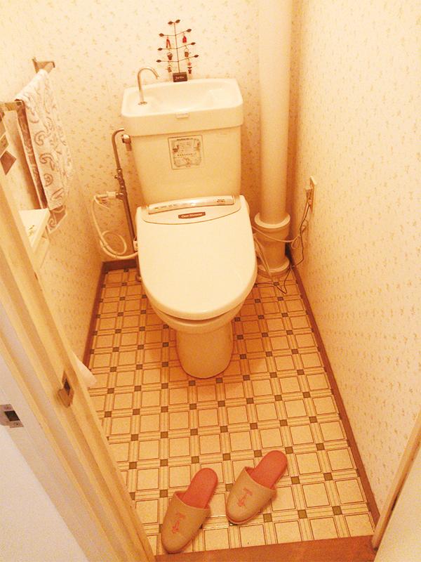 【トイレ】トイレは省エネエコポイントで