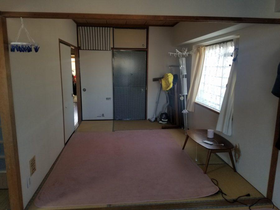和室を明るい洋室へ
