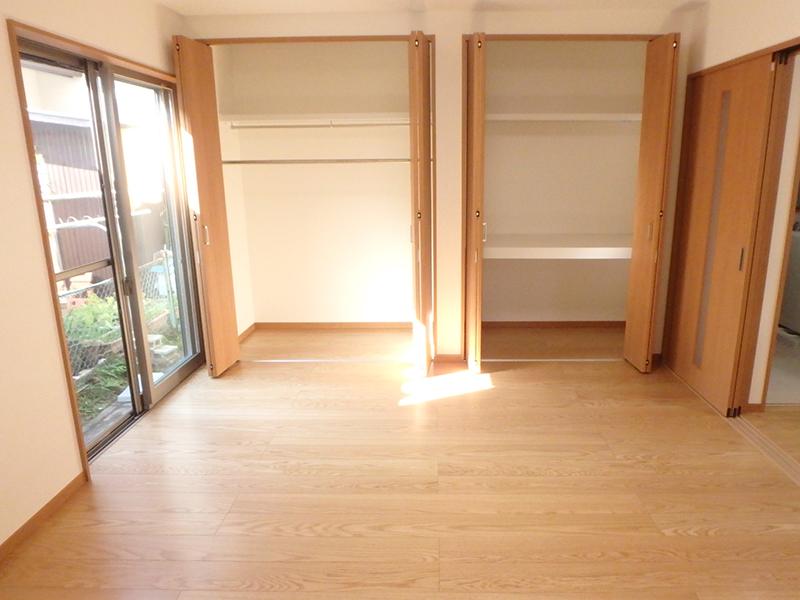 【和室→洋室】1階はまるで新築みたいに!
