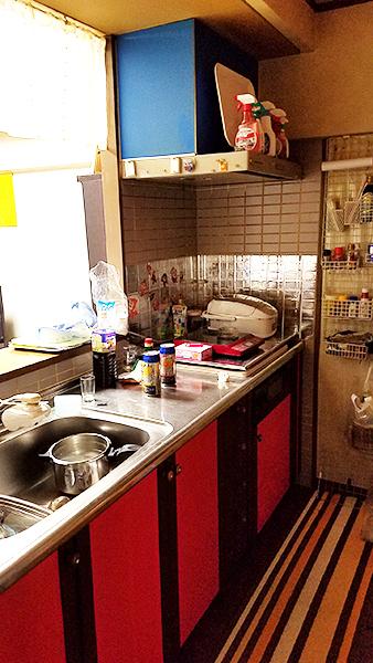 【キッチン】流れ~るシンクはお客様のお気に入り♪