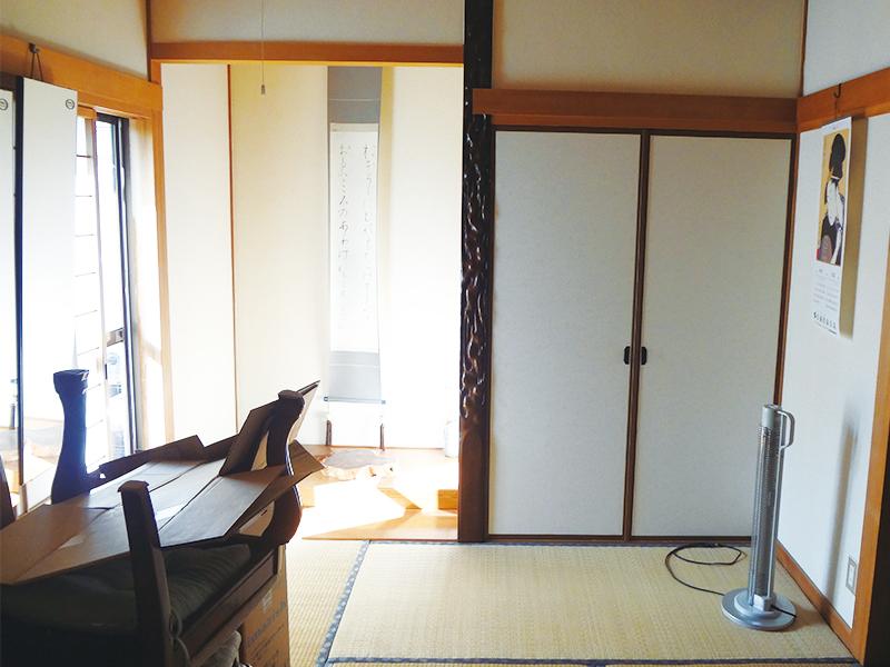 【和室→洋室】奥様のイメージ通りの洋室へ大変身!