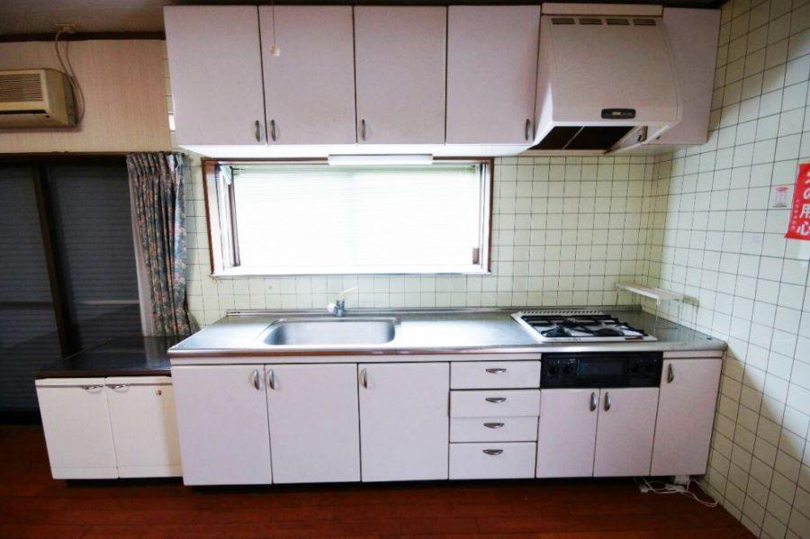 【キッチン】オール電化でキッチンも新しくなりました
