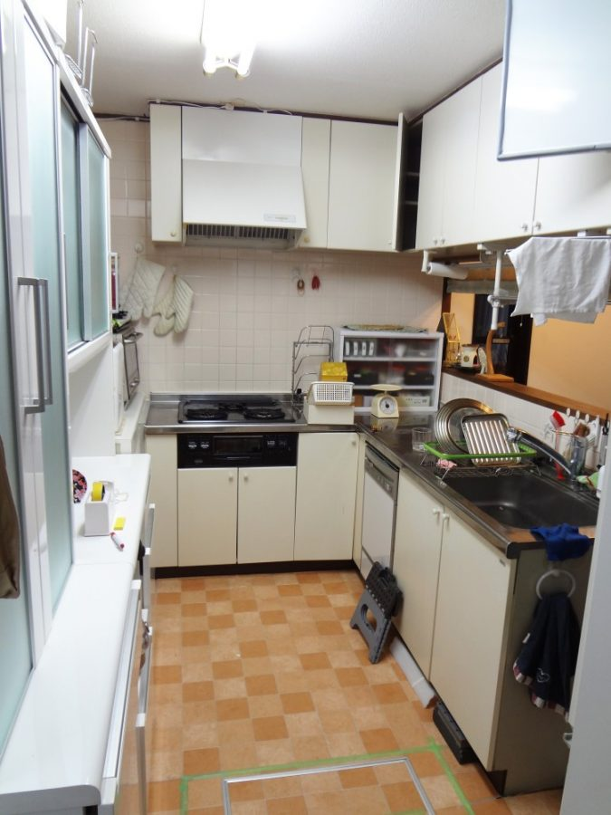 【キッチン】スタイリッシュで機能・収納力も文句なし!