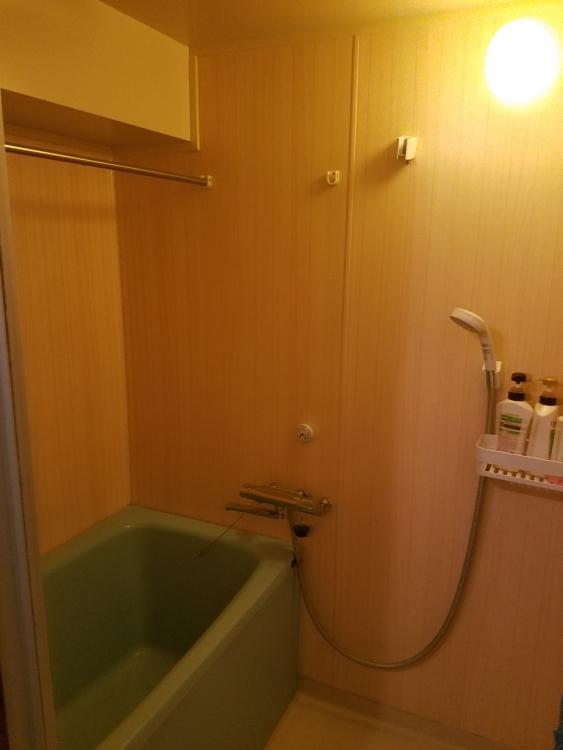 浴室サイズ10cmアップ