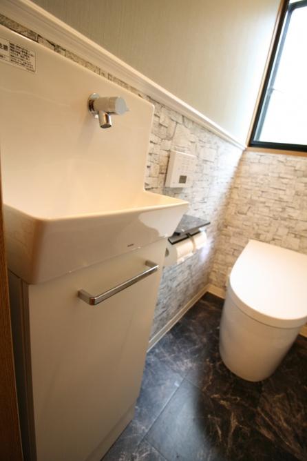 手洗い器を新たに新設