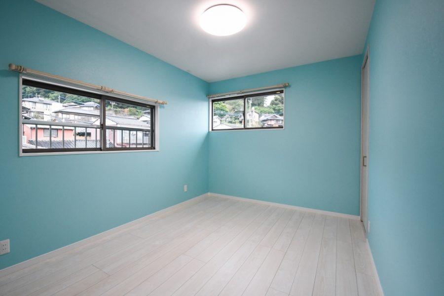 2F和室畳や真壁からフロアや大壁の洋室仕上げ