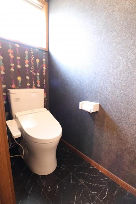2Fトイレやクロスもリフォーム