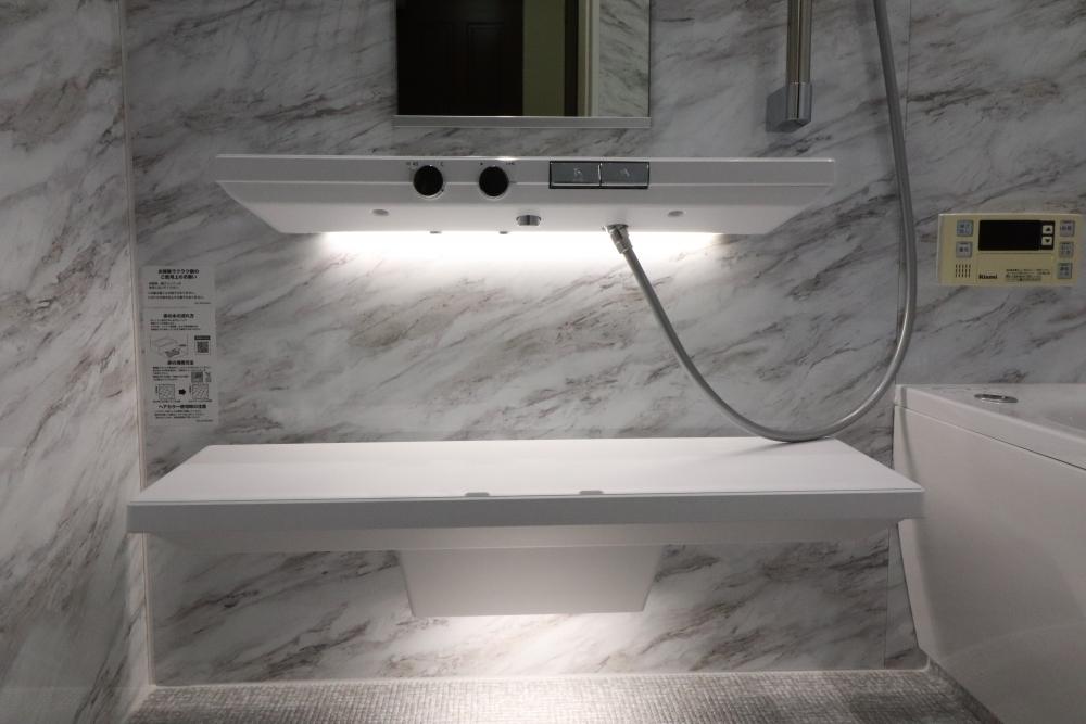 調光機能付ハイクラス水栓