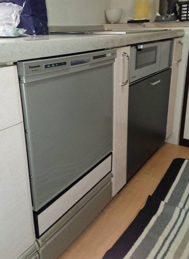 パナソニック最新浅型食洗器