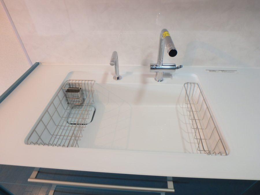 水ほうき浄水器付水栓