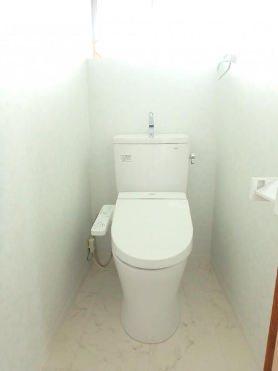 【トイレ】段差で不便だった和式から、すわってゆったりできる洋式へ。