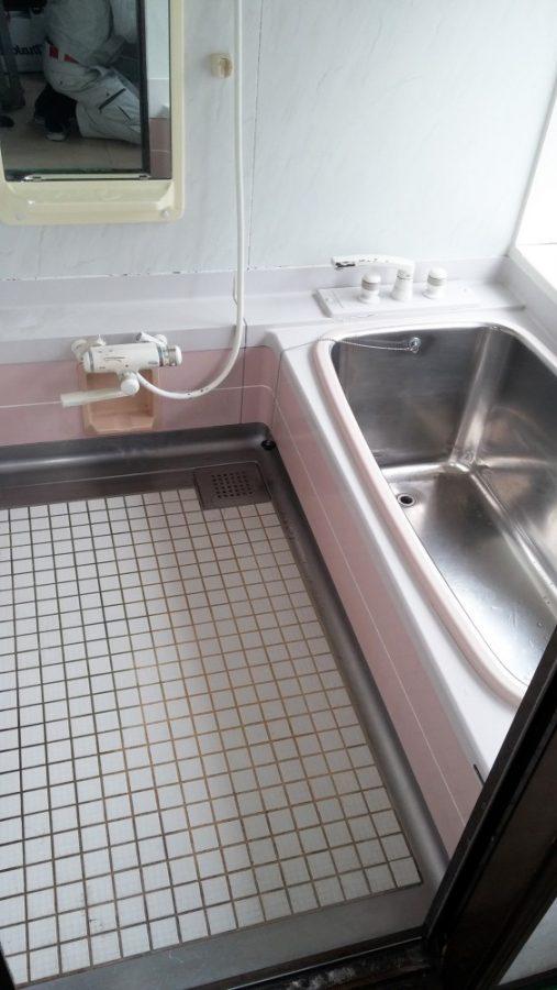 【浴室】20年前のものから最新型へ!