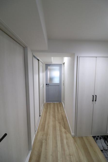 建具も全部屋新しく交換