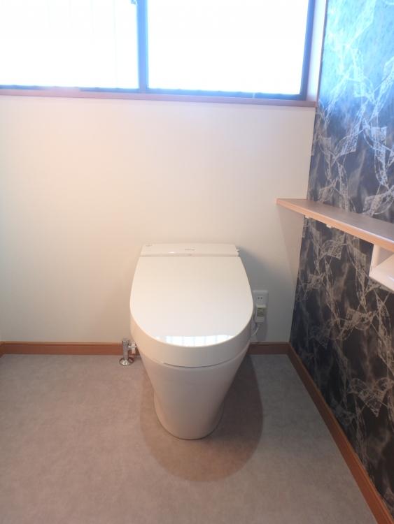 間取りを変えてトイレ向きを変更
