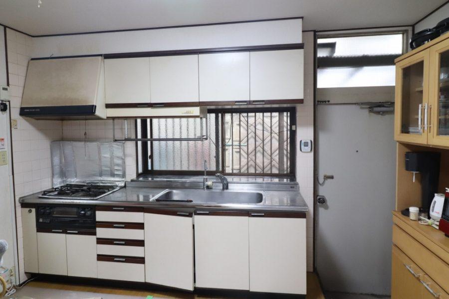 2dayでとても綺麗なキッチンスペース