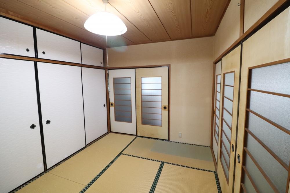 ダイケン和紙畳灰桜色琉球畳