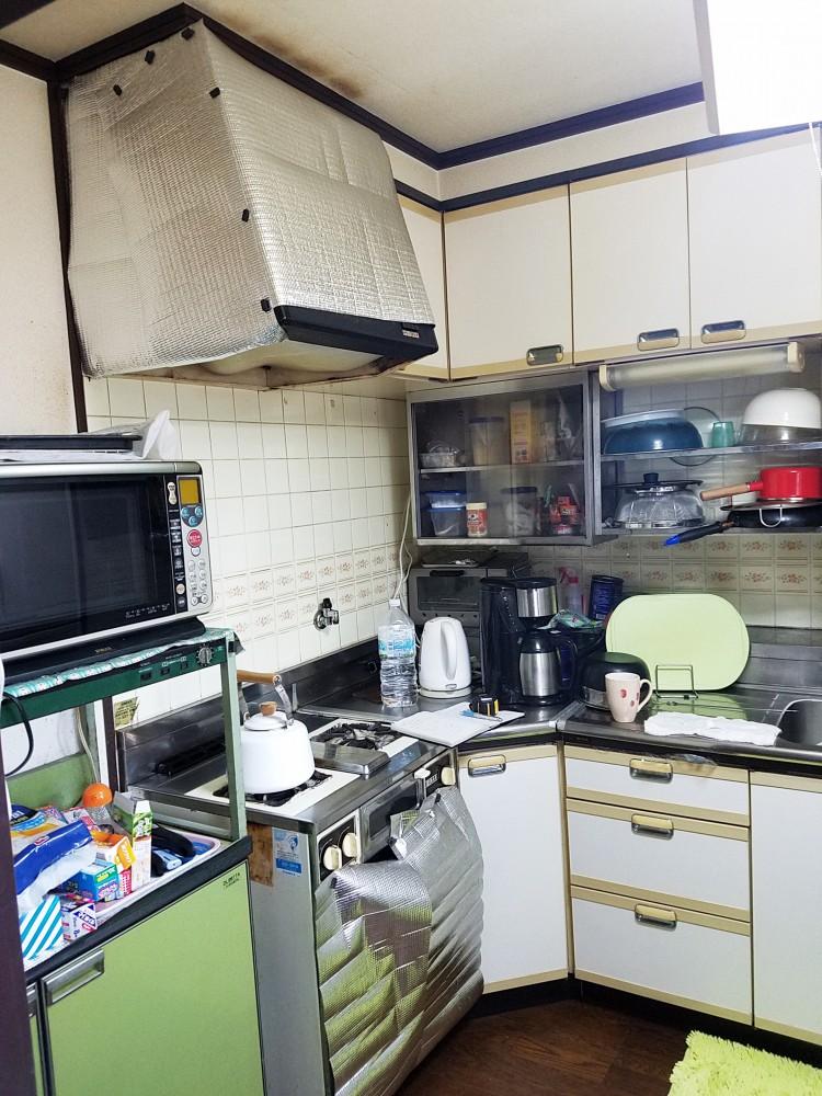 【キッチン】サイズや収納力が大幅UP! 使いやすくなりました!