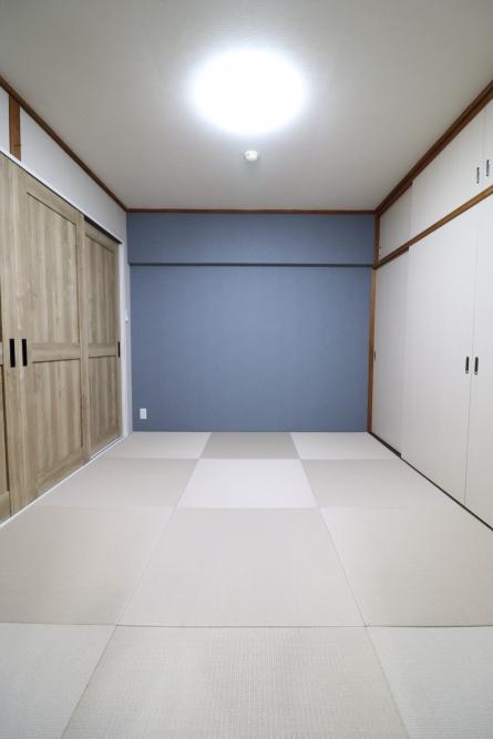 和モダンな和室空間