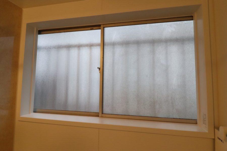 今の窓を再利用するアタッチメント仕上がり
