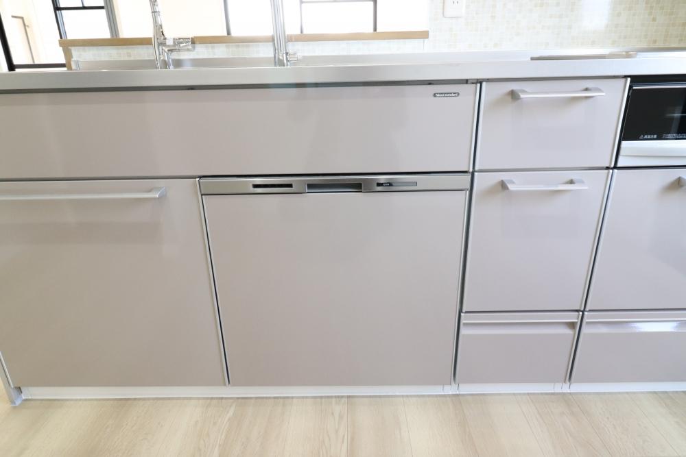オプション60cm食洗器やアイラック収納