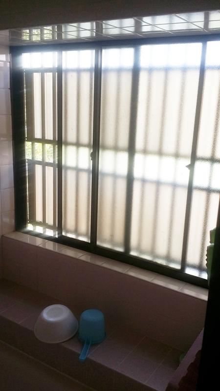 断熱サッシと断熱材を入れた壁で、断熱性もUP!