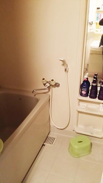 【浴室】リラックスできそうです。
