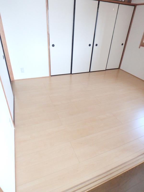 【和室→洋室】和室から洋室へ! クロスも変えて明るい部屋に大変身!
